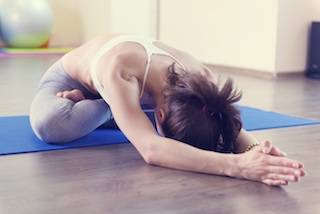 natural relief from anxiety 3 simple yoga postures