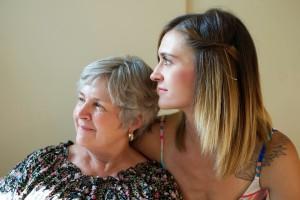 older mom