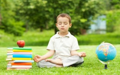 Helping Kids Feel Calm With Mindfulness