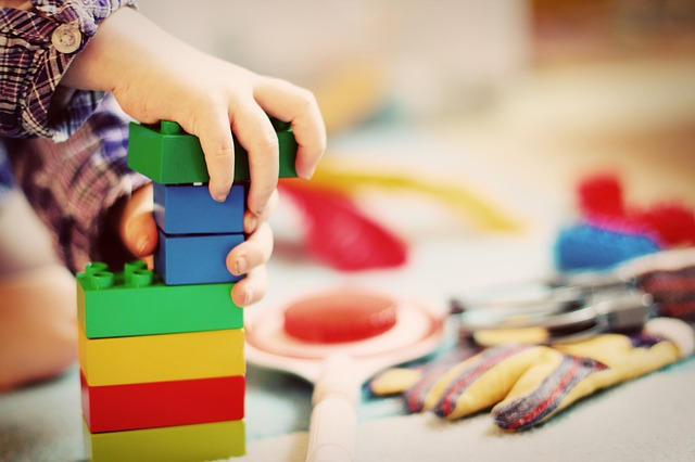 5 Basic Must Haves for the Play Room