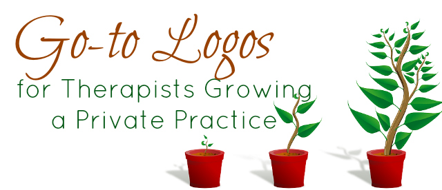 logos for therapists