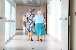 Caring for aging parents