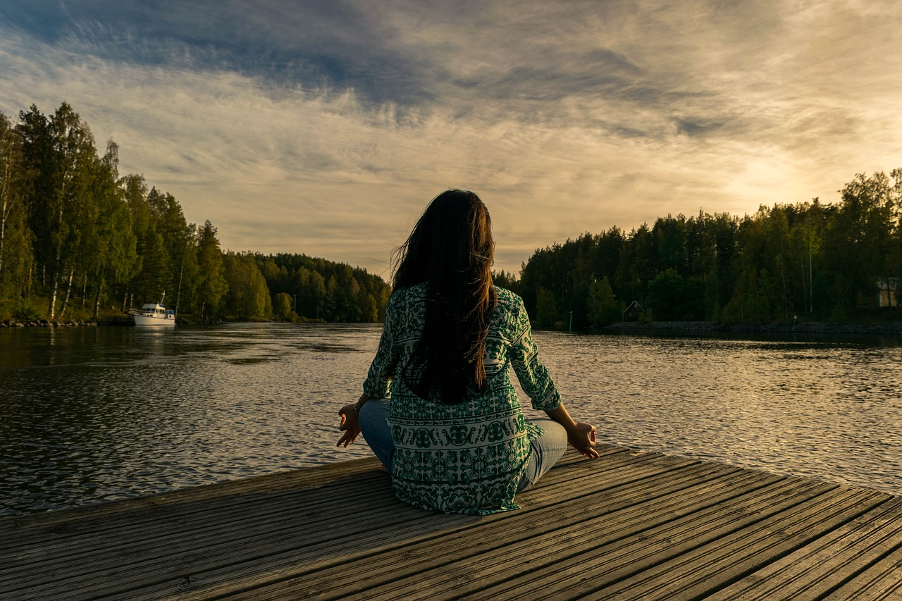 4 Things You Can Do to Feel Calmer