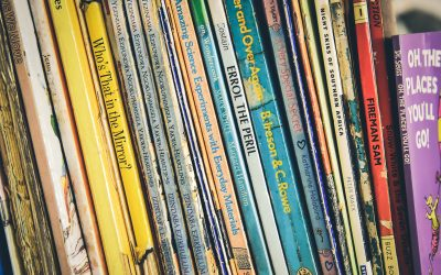 54 Books for Play Therapy