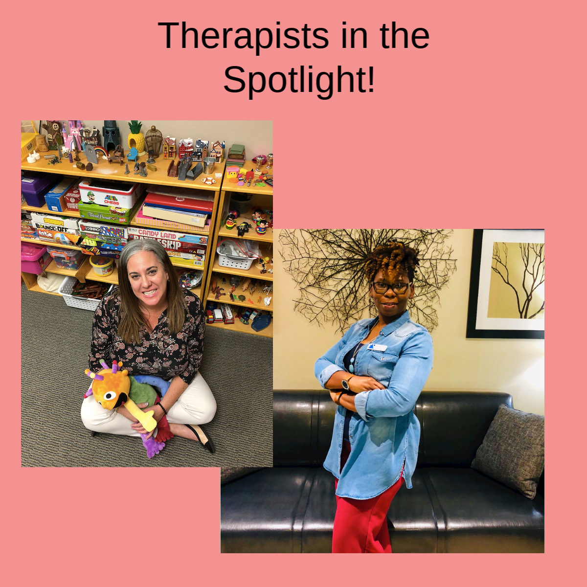 Therapist in the Spotlight! Growing a Play Therapy Private Practice