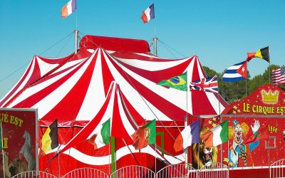 Ethics in Play Therapy: It's a 3 Ring Circus!