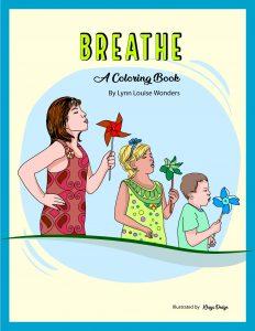 Breathe coloring book